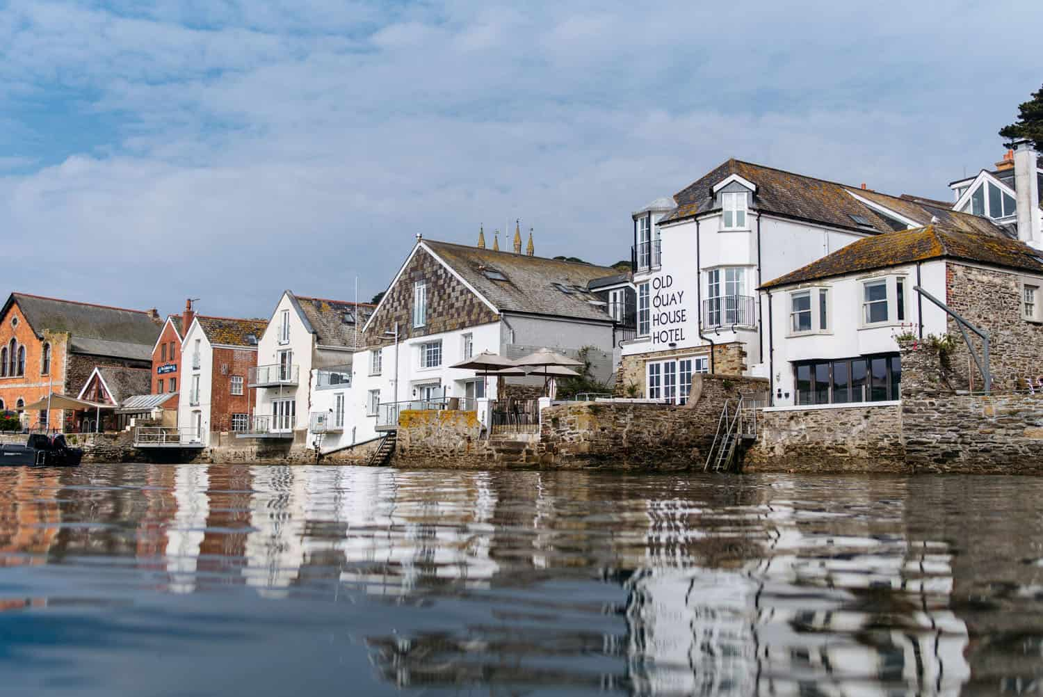 activities in fowey, blog the old quay house hotel