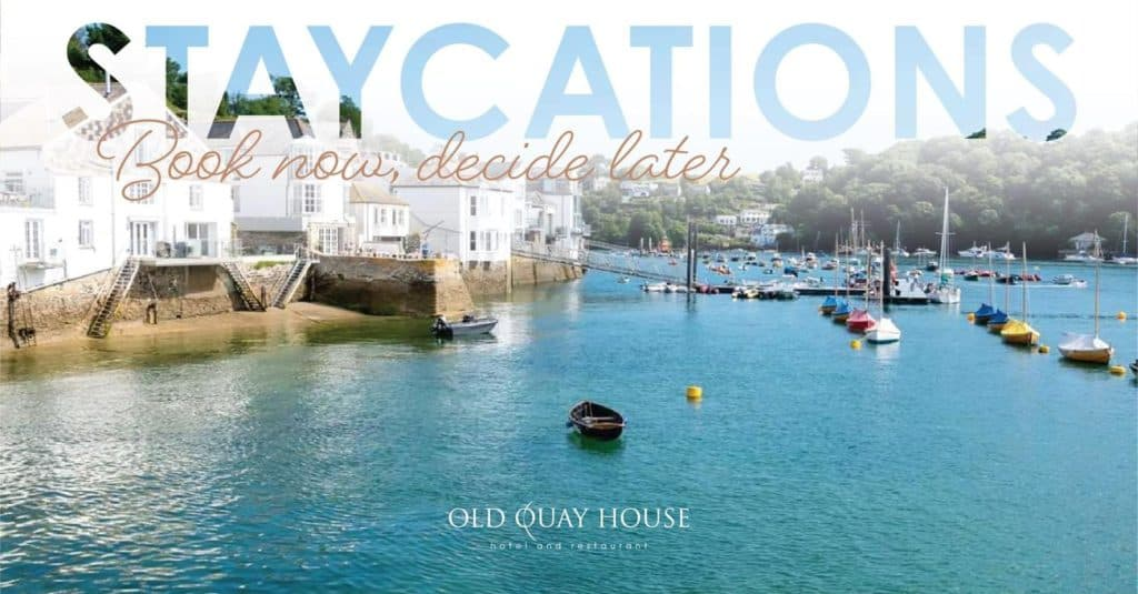 staycation hotel old quay house